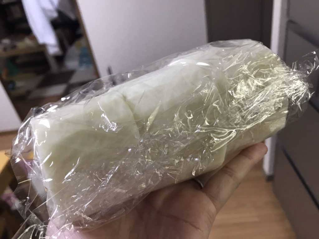 【離乳食】野菜スティック!レンジで作って冷凍保存!【手づかみ食べ】大根Ver.